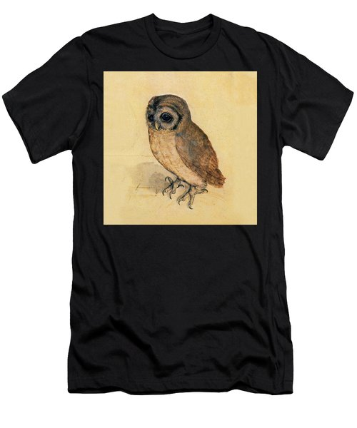 Little Owl Men's T-Shirt (Athletic Fit)