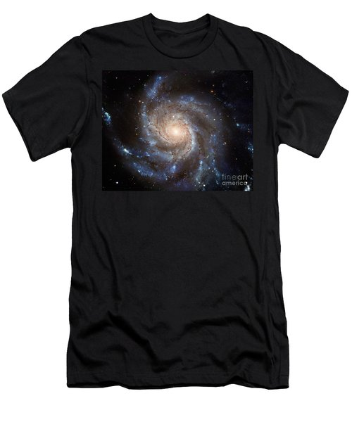 Messier 101 Men's T-Shirt (Athletic Fit)