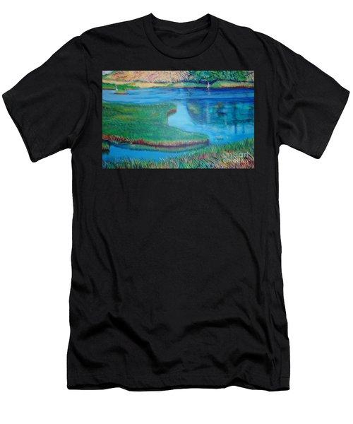 Myakka Sanctuary Men's T-Shirt (Athletic Fit)