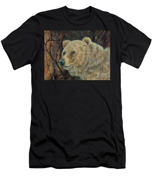 Out Of The Dark.  Men's T-Shirt (Athletic Fit)