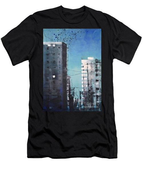 Rotterdam Men's T-Shirt (Athletic Fit)