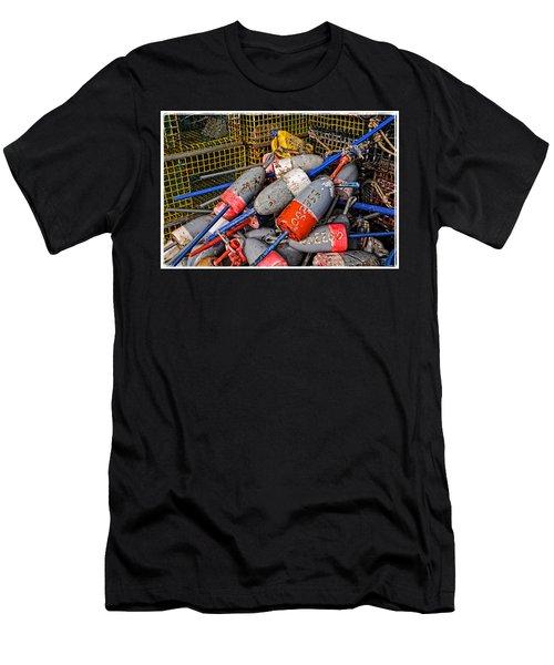 002355 Men's T-Shirt (Slim Fit)