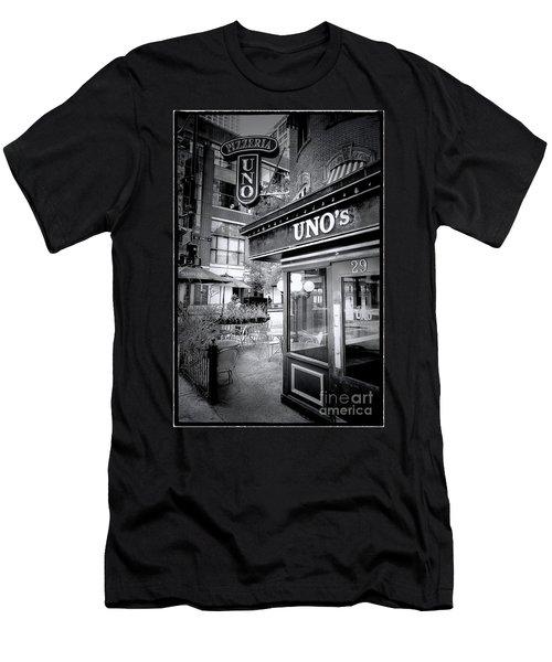 0748 Uno's Pizzaria Men's T-Shirt (Athletic Fit)