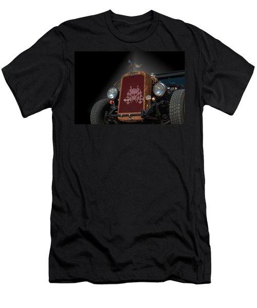 1931 Nash Coupe Hot Rod Men's T-Shirt (Athletic Fit)