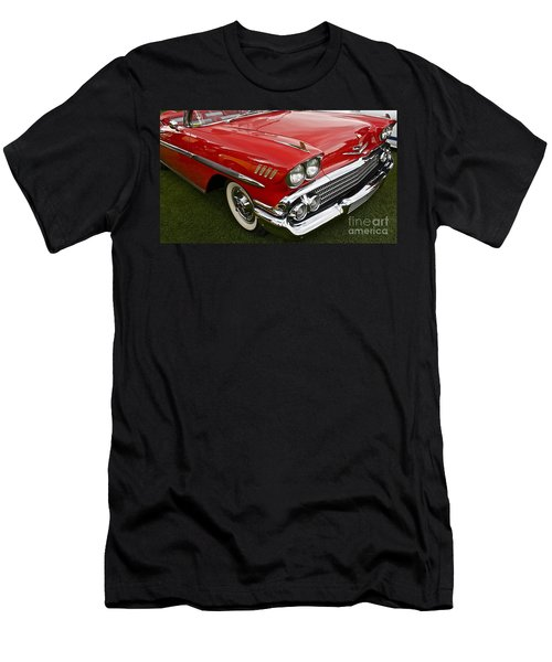 1958 Chevy Impala Men's T-Shirt (Athletic Fit)