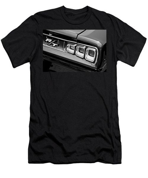 1968 Dodge Coronet Rt Hemi Convertible Taillight Emblem Men's T-Shirt (Athletic Fit)