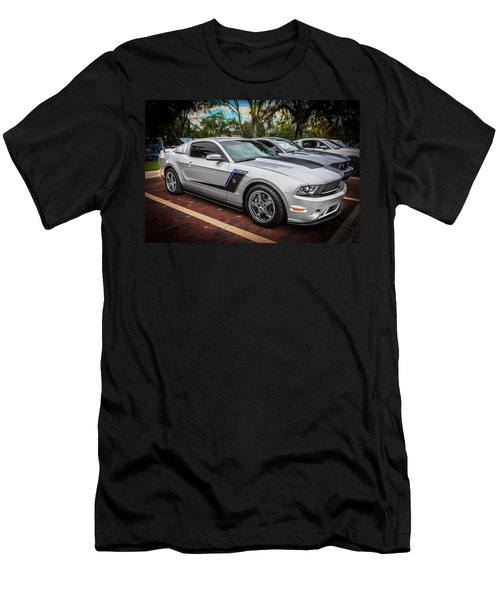 2012 Ford Roush Stage 3 Mustang Rs3 Painted  Men's T-Shirt (Athletic Fit)