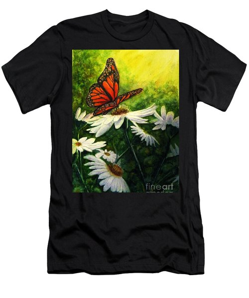A Life-changing Encounter Men's T-Shirt (Athletic Fit)