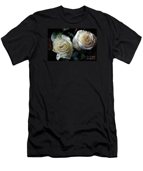 A Perfect Pair Men's T-Shirt (Slim Fit) by Diana Mary Sharpton