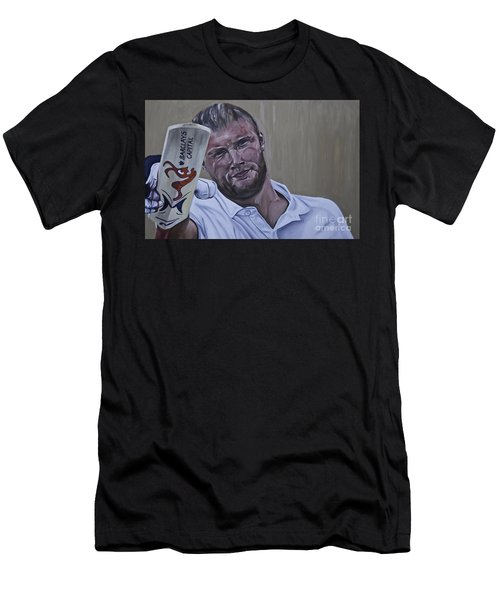 Andrew Flintoff Men's T-Shirt (Athletic Fit)