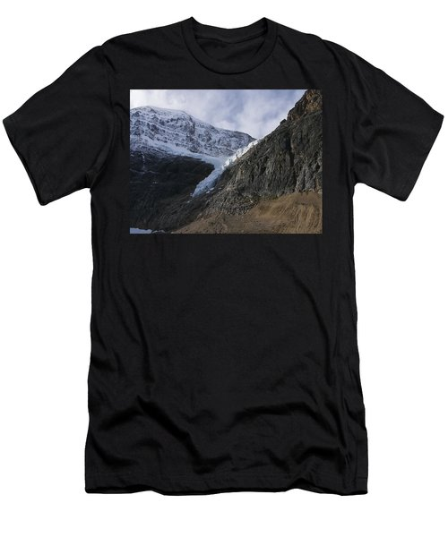 Angel Glacier Men's T-Shirt (Athletic Fit)