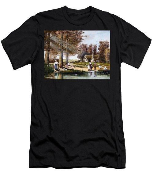 Animal Farm Men's T-Shirt (Athletic Fit)