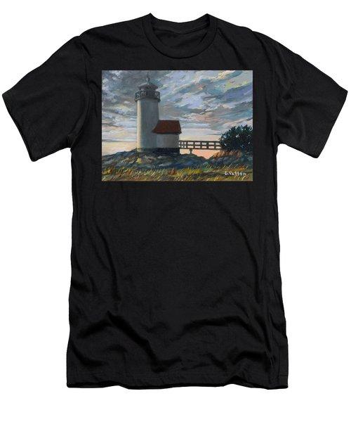 Annisquam Light Men's T-Shirt (Athletic Fit)
