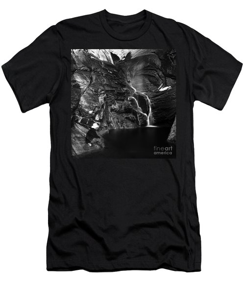 At Waters Edge Men's T-Shirt (Athletic Fit)