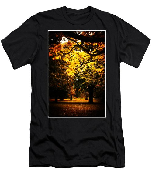 Autumnal Walks Men's T-Shirt (Athletic Fit)