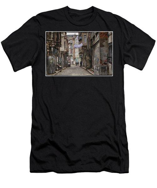 Back Street Men's T-Shirt (Athletic Fit)