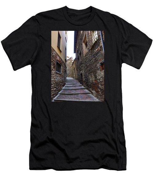 Bergamo Alta Men's T-Shirt (Athletic Fit)