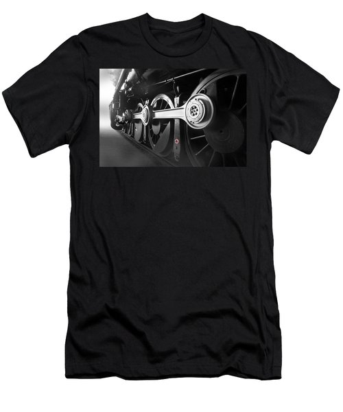 Big Wheels Men's T-Shirt (Athletic Fit)
