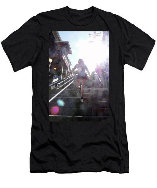 Blink Men's T-Shirt (Athletic Fit)