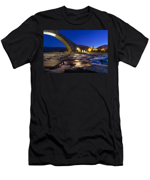 Bobbio Men's T-Shirt (Athletic Fit)