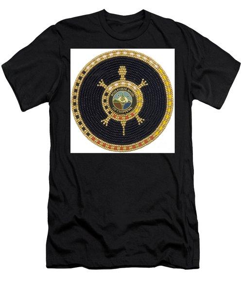 Bois Forte Band Men's T-Shirt (Athletic Fit)