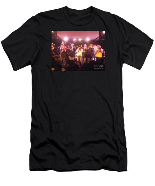 Bonerama At The Old Rock House Men's T-Shirt (Slim Fit) by Kelly Awad