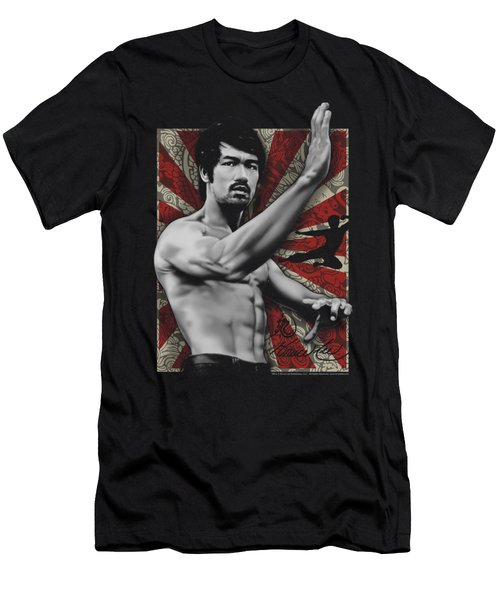 Bruce Lee - Concentrate Men's T-Shirt (Athletic Fit)
