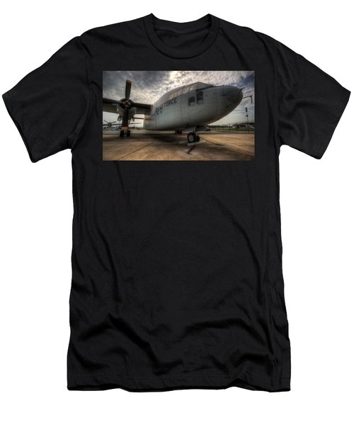 C-119 Flying Boxcar Men's T-Shirt (Athletic Fit)