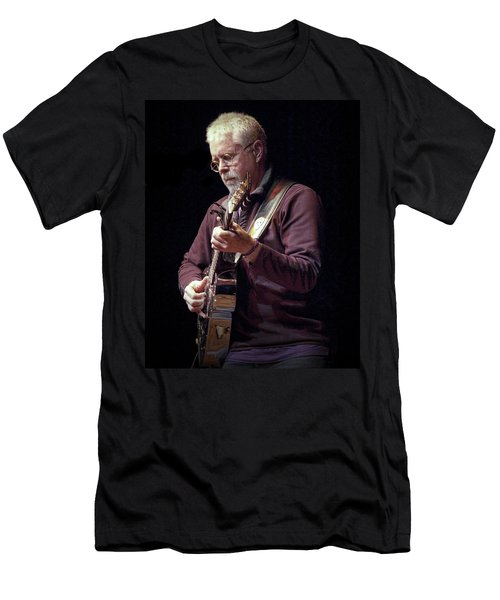 Canadian Folk Rocker Bruce Cockburn Men's T-Shirt (Athletic Fit)