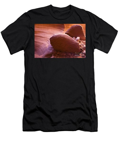 Canyon Rocks Men's T-Shirt (Athletic Fit)