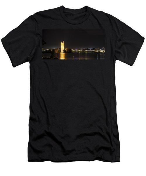 Carillon - Canberra - Australia Men's T-Shirt (Athletic Fit)