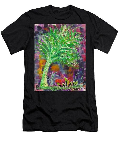 Celery Tree Men's T-Shirt (Athletic Fit)