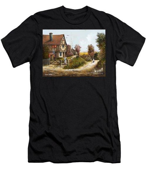 Cropthorne - Worcester Men's T-Shirt (Athletic Fit)