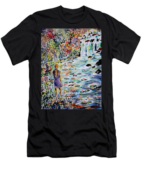 Daughter Of The River Men's T-Shirt (Athletic Fit)