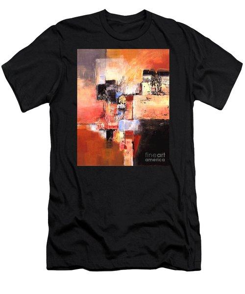 Depth Of Shadows Men's T-Shirt (Athletic Fit)