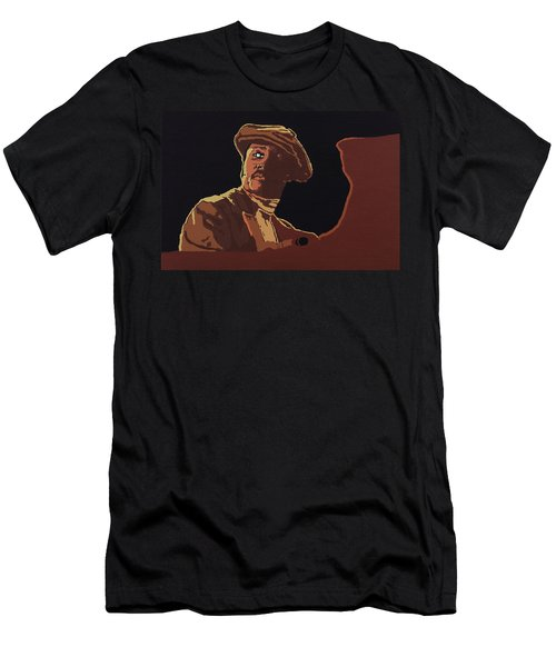 Donny Hathaway Men's T-Shirt (Athletic Fit)