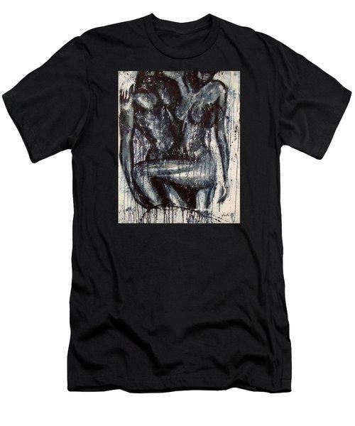 Drop Dead Casanova Men's T-Shirt (Athletic Fit)