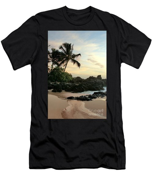 Edge Of The Sea Men's T-Shirt (Athletic Fit)