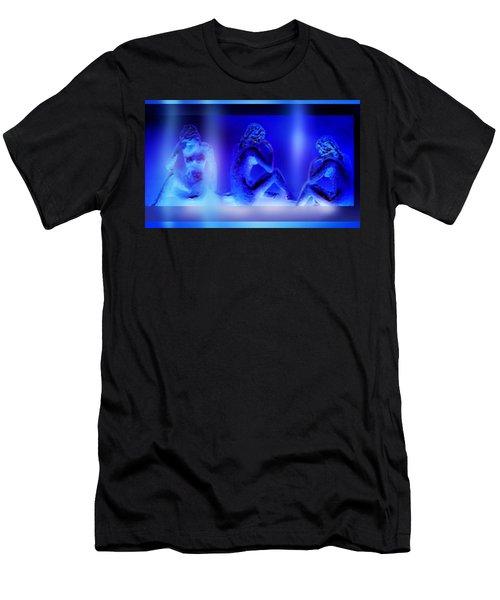 Elusive  Dream Men's T-Shirt (Athletic Fit)