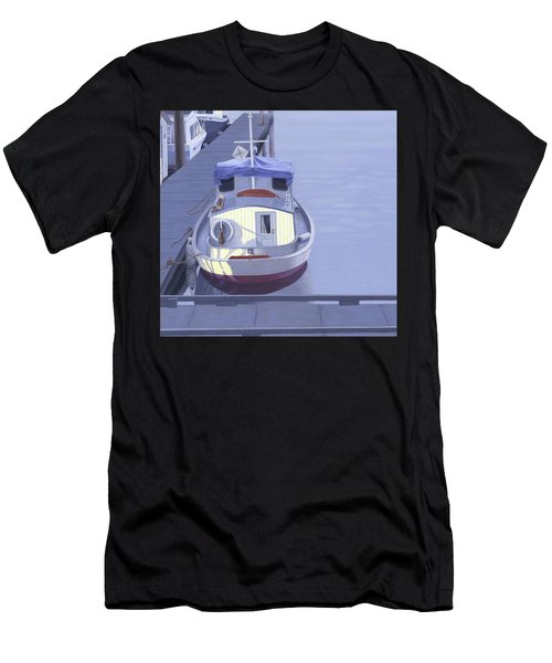 Evening At Port Hardy Men's T-Shirt (Athletic Fit)