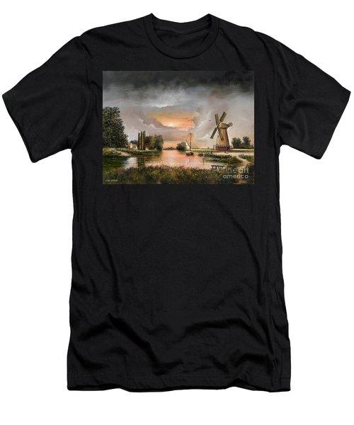 Fairhaven Mill Men's T-Shirt (Athletic Fit)