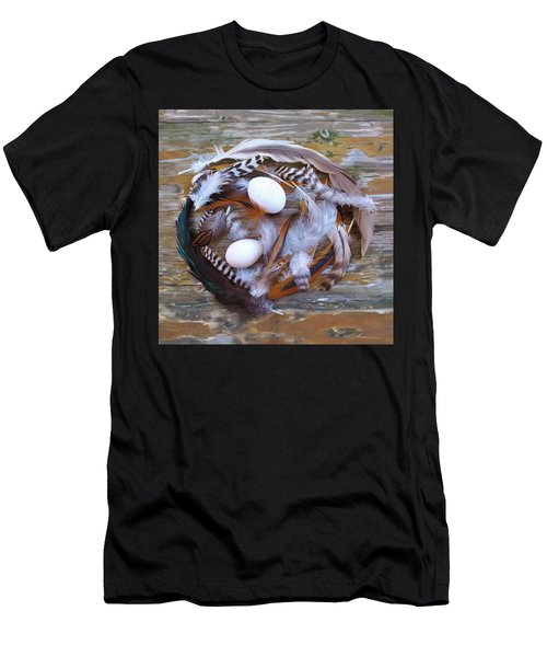 53. Feather Wreath Can Be Ordered Men's T-Shirt (Athletic Fit)