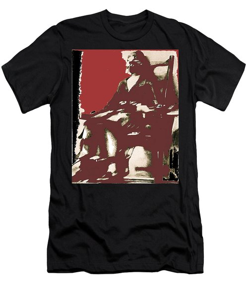 Film Homage Picture Snatcher Number 1 1933 Ruth Snyder Execution January 1928-2013 Men's T-Shirt (Athletic Fit)