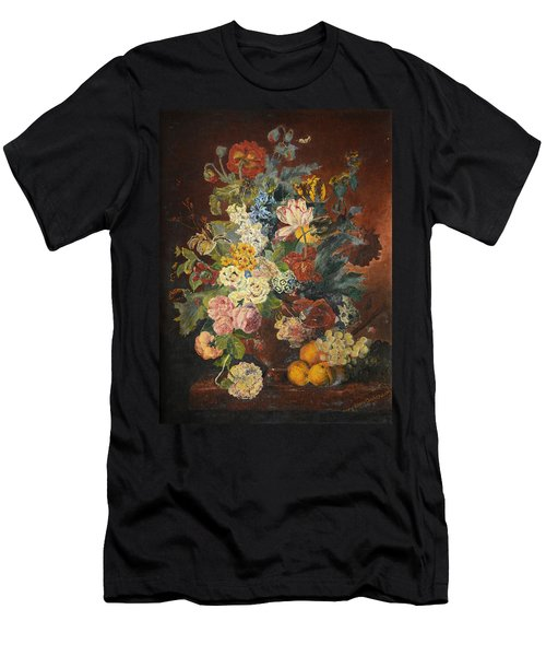 Flowers Of Light Men's T-Shirt (Athletic Fit)