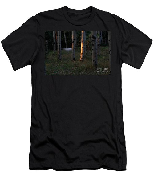 Ghostly Apparition Men's T-Shirt (Athletic Fit)
