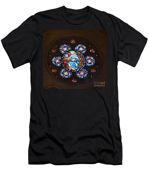 Grace Cathedral Men's T-Shirt (Slim Fit) by Dean Ferreira