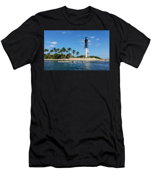 Hillsboro Inlet Lighthouse Men's T-Shirt (Athletic Fit)