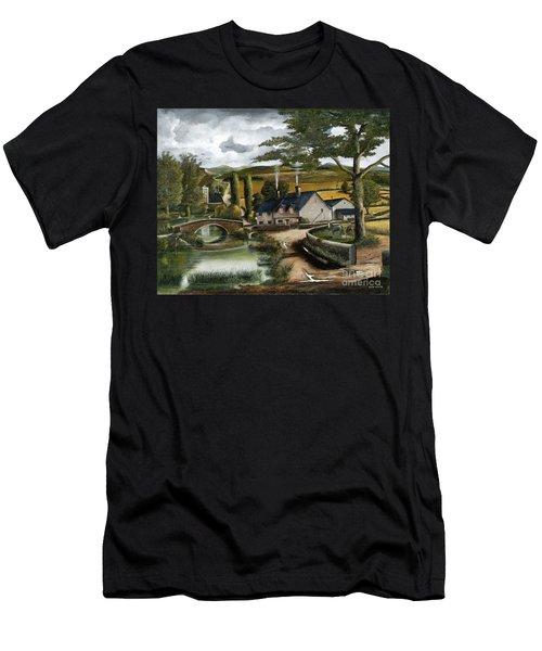 Home Farm Men's T-Shirt (Athletic Fit)