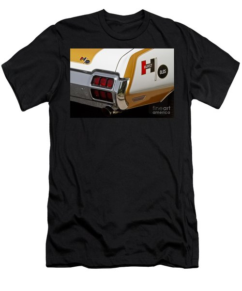 Hurst Olds Men's T-Shirt (Slim Fit) by Dennis Hedberg