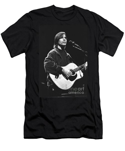 Jackson Browne Men's T-Shirt (Athletic Fit)